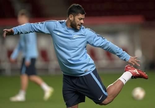 «Зенит» провел тренировку вМонако